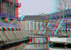 Delftsevaart Rotterdam 3D