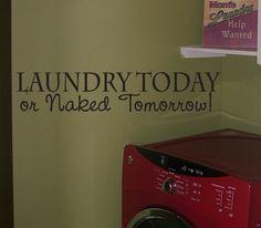 I choose Naked Tomorrow!