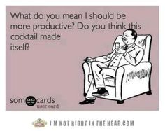 More productive?