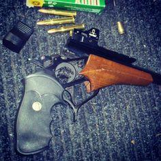 Big Boomer - meine Thompson Center Contender Thompson Contender, Bench Rest, Thompson Center, You Magazine, Pistols, Firearms, Hand Guns, Hunting, Survival