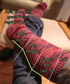 More please 2019 Help in determining how to form a top down knit sock. The post More please 2019 appeared first on Socks Diy. Knitting Machine Patterns, Knitting Charts, Loom Knitting, Knitting Socks, Hand Knitting, Vintage Knitting, Crochet Socks, Knit Crochet, Knitted Slippers