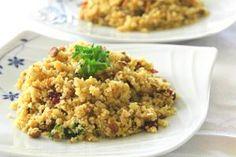 Mausteinen couscous kukkakaalista - Cosy Cooking
