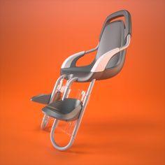 Qibbel Child seat by Vanberlo
