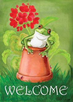Toland Home Garden Potted Frog Garden Flag 119122 Toland Home Garden,http://www.amazon.com/dp/B004AHLYDQ/ref=cm_sw_r_pi_dp_JhjAsb15TQPC22JJ