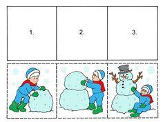 Images séquentielles à imprimer Sequencing Pictures, Sequencing Cards, Sequencing Activities, Montessori Activities, Language Activities, Preschool Activities, Kindergarten, Alternative Education, French Classroom