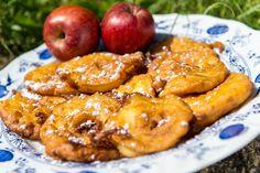 Süße Köstlichkeit: Äpflkiachl aus Südtiroler Äpfeln und viel Liebe..von Großmutter gelernt!
