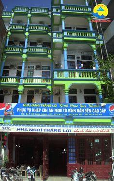 Khách sạn Thắng Lợi Sầm Sơn Thanh Hóa