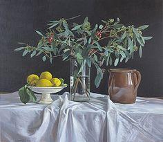 Till Warwas - Malerei - Stillleben / Vasen und Gefäße
