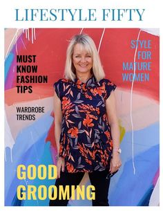 Must know style tips for women over Fashion tips, style for mature women, good grooming, wardrobe trends and more on Lifestyle Fifty. Fashion And Beauty Tips, Fashion Tips For Women, Fashion Advice, Womens Fashion, Fashion Over Fifty, Fifties Fashion, Fashion Essentials, Old Women, Looking For Women