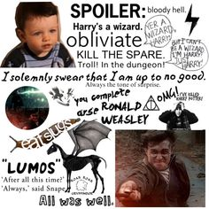 Harry Potter Quotes #EasyPin