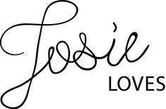 Josie loves Logo klein
