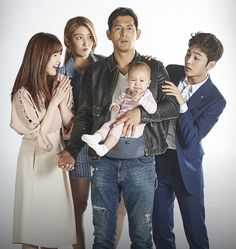 My Little Baby - A top detective in the violent crimes unit becomes the sole guardian of his niece when his sister and her husband pass away unexpectedly. 6 Month Olds, 5 Year Olds, Oh Ji Ho, Han Ye Seul, In And Out Movie, Violent Crime, My Little Baby, Latest Movies, Korean Drama
