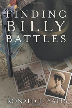 I'm welcoming back Ronald E. Yates, author of Finding Billy Battles and The Improbable Journeys of Billy Battles. Ron is just completing the third book in the series, and I can't wait …
