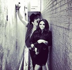Jake Roche and Jesy Nelson.........relationship goals!