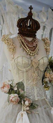 Denise's Assembled Dress Form / Mannequin