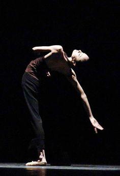 Yuan Yuan Tan in Russell Maliphant's Two x Two, Fall For Dance Festival, October 2012. © Xiaojing Wang.
