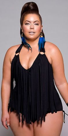 plus size fashions | Top 10 Plus Size Swimsuits for Summer 2010 - Dallas Plus-Size Fashion ...