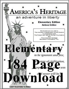 American History Curriculum #homeschool Download @ http://christianhomeschoolhub.spruz.com/governmenthistorygeography.htm#.....this site has lots of different curriculum activities and downloads but it costs $15/year.  Might be good??