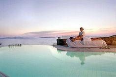 Mykonos Grand Hotel & Resort. Althea Spa. Grèce.