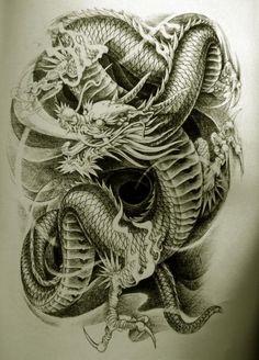 http://tatuajesdeplumas.com/wp-content/uploads/2016/02/Dise%C3%B1os-de-Tatuajes-de-Dragones-Japoneses-dragon-dibujado.jpg