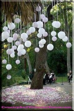 Inexpensive backyard wedding decor ideas 04