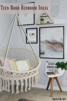 How to Decorate a Boho Bedroom with Flair Room Decor Bedroom Bedroom Boho Decorate Flair Boho Bedroom Diy, Boho Room, Small Room Bedroom, Home Decor Bedroom, Diy Room Decor, Room Decorations, Bedroom Ideas, Small Rooms, Modern Bedroom