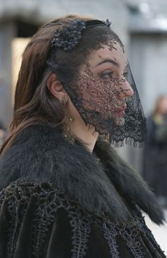 Adelaide Kane as Mary Stuart in Reign (TV Series, 2014)