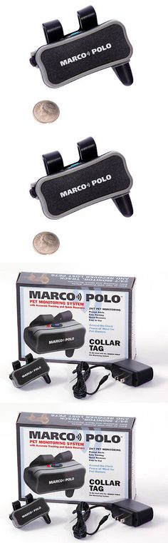 Other Dog Training and Obedience 146245: Marco Polo Additional Pet Tracking Collar Tag BUY IT NOW ONLY: $92.95
