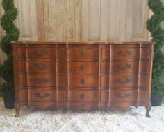 Hey, I found this really awesome Etsy listing at https://www.etsy.com/listing/252160679/antique-french-provincial-low-dresser-3