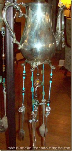 images of shabby chic wind chimes - Bing Images