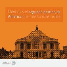 Datos Turismo México