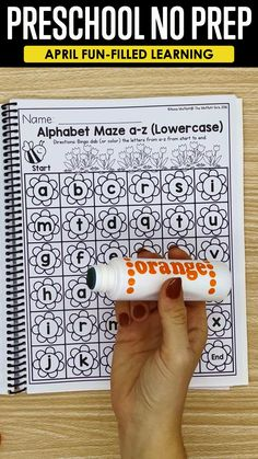 Preschool Worksheets, Toddler Preschool, Teacher Resources, Alphabet Games, Alphabet Tracing, Math Games, Math Activities, English Phonics, Early Math