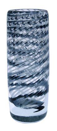 """Togo"" vase, design Tarmo Maaronen, Bianco Blu, Fiskars, Finland"