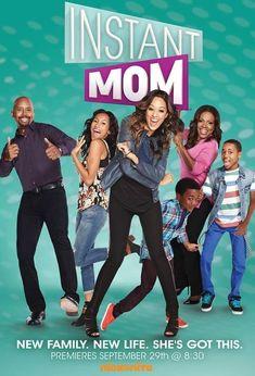 'Instant Mom' on #tvland <3 Sheryl Lee Ralph, Damarr Calhoun, and Tylen Jacob Williams, but the family dynamic needs a little work.
