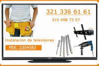 """Instalación soporte Para televisores de 70"""" y 80"""" led Sharp aquos. - Akyanuncios.com.co - Publicidad con anuncios gratis en Colombia"""