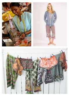 We are so thankful for Rue La La featuring our PUNJAMMIES and telling their members about our story of hope for women brought out of forced prostitution.  Their goal is help members discover moments of something unexpected, something that imbues the day to day with a little magic...we love that we can be part of that!   Thank you @Rue La La!!!