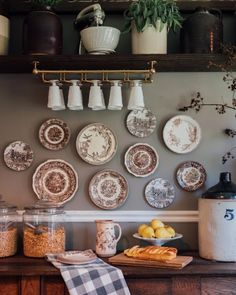 Holly Thompson Homes - kitchen + bath + interior design showroom Plate Collage, Baths Interior, Quality Cabinets, Plate Display, Kitchen And Bath, Home Kitchens, Farmhouse Style, Classic Style, Bliss