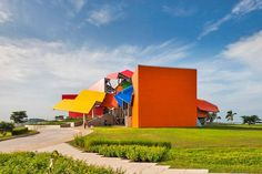 The Most Colorful Buildings Around the World