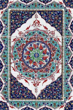 Luxury Carpet Runners For Stairs Code: 1101949198 Turkish Design, Turkish Art, Turkish Tiles, Moroccan Tiles, Moroccan Lanterns, Portuguese Tiles, Art Chinois, Tile Art, Mosaic Tiles