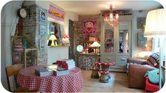 Isabelle Kessedjian: Ma maison à Paris.