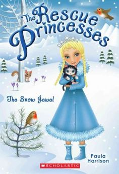 J SERIES RESCUE PRINCESSES. Northernland is the snowiest kingdom the Rescue Princesses have ever visitied. They are delighted to go sledding, drink hot cocoa, and make friends with the girl who lives there, Princess Freya. When Princess Freya's mischievous kitten goes missing, the princesses leap into action. They have to find the kitten - even if it means letting Freya in on the Rescue Princesses' secret.