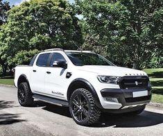 Ford Ranger Modified, Ford Ranger Lifted, Ranger Truck, Ford Ranger Raptor, 2019 Ford Ranger, Ranger 4x4, Suv Trucks, Diesel Trucks, Lifted Trucks