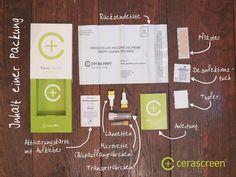 Der einzigartige Lebensmittel-Reaktionstest von cerascreen testet zuverlässig Lebensmittel-Allergien und Unverträglichkeiten.