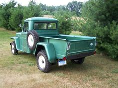1956 Willys Truck - Photo submitted by James Sipka.