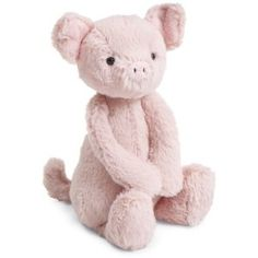 Bashful Pig Stuffed Toy jamie Antique and old-fashioned looking toys jamie Bashful Pig Stuffed Toy Antique and old-fashioned looking toys jamie Baby Toys, Kids Toys, Baby Stuffed Animals, Stuffed Toys, Pet Pigs, Jellycat, Baby Feeding, Cool Toys, Teddy Bear