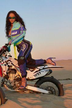 Moda Rihanna, Rihanna News, Rihanna Fenty, Rihanna Vogue, Style Rihanna, Rhianna Fashion, Fashion Hair, Style Fashion, Photocollage