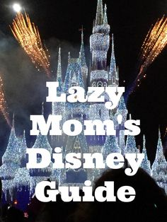 After learning a thing or two over the past week with my family at #DisneyWorld, we decided you really only need to know five simple things in order to have the perfect week at Walt Disney World.   Here are my five Lazy Mom's #Disney Guide tips.