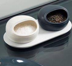 Salt & Pepper Pinch Pots - $12