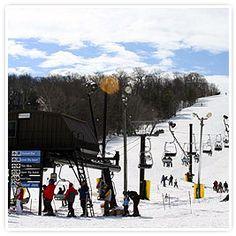 Appalachian Ski Mtn. near Boone, NC