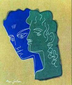 Jean Cocteau .